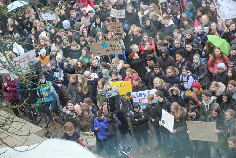 Fridays for Future: 630 000 Menschen bei Klimaprotest