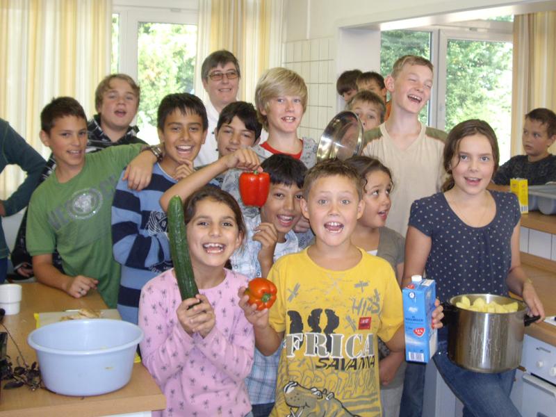 Neue Küche Für Die Heidbrinkschule In Rheda Wiedenbrück Radio