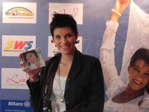 Anna Maria Zimmermann Hegt Hochzeitspläne Radio Gütersloh